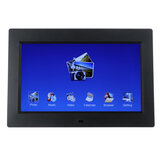 10.1 inch Multifunction LED Digital Photo Frame 1024x600 Resolution Electronic Album Calendar