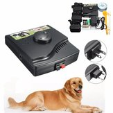 W227 Sistema di contenimento per recinzione elettronica in PET per cani con collare a prova d'urto impermeabile a 3 colpi