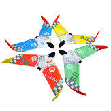 Spirit 600mm Wingspan EPP FPV Racer Flying Wing RC Airplane KIT