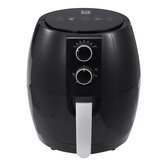 220V 1350W 4.5L Electric Air Fryer French Fries Chicken Cooker with Basket