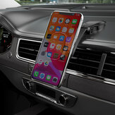 Floveme Magnetic Dashboard Center Console Car Phone Holder Car Mount 360 Degree Rotation For 4.5-6.5 Inch Smart Phone For iPhone 11 Pro Max SE 2020 Note 9