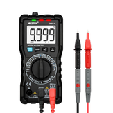 MESTEK DM91A Mini Digital Multimeter 9999 Counts Auto Range Tester