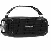 HOPESTAR-A20 55W 6000mAh Batterie Haut-parleurs Bluetooth Équipés d'un microphone Super Bass Stéréo avec sangle Radio FM Aux TF USB Subwoofer Lecteur de musique Système audio Boombox Chargement d'appareils mobiles