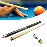 1 stk 57 tommer træpuljard Billard Stok Snooker Billiard Cue 13mm 9-Ball Cue