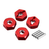 Remo Upgrade Metal Hexagonal Coupler Adapter 12mm 1621 1625 1631 1635 1651 1655 RC Vehicle Models Parts