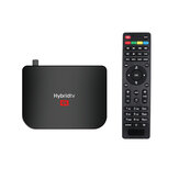 MECOOL M8S PLUS S2 S905X2 2 Go RAM 16GB ROM 2.4G WIFI Android 9.0 4Kx2K @ 60fps TrueHD VP9 H.265 DVB S2 Internet TV Box
