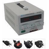 LONG WEI® LW-3030KD 0-30V 0-30A Adjustable DC Power Supply 220V/110V Accuracy Dual LCD Display EU/UK/AU/US