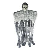 1 PCS 70x45cm Halloween Caveira Adereços Fantasma Pendurados Adereços de Decoração