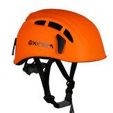 XINDA Casco da lavoro in cava per casco da discesa casco da discesa per arrampicata all'aperto