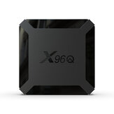 X96Q Allwinner H313 Quad Core Android 10.0 DDR3 2GB RAM eMMC 16GB ROM 4K TV Box