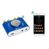 XY-KA15H 12 В 24 В Bluetooth 5,0 беспроводной аудио цифровой усилитель мощности стерео плата 20 Вт x 2 Bluetooth Amp Amplificador APP