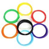 8 Farben Pack x 10m 1,75mm ABS Filament für 3D-Stift