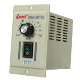 DC-51 1/3 Phase AC 110V Motor Speed Controller Variable Adjust For DC 90V 400W