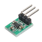 3Pcs Mini 2 in 1 DC Step Down Step Up Converter 1.8V-5V to 3.3V Power Module Geekcreit for Arduino - products that work with official Arduino boards