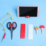 5 Adet PHONDY Çevre Yaratıcı Evrensel DIY Esnek Plastik Nişasta Bazlı Kablo Tamir Parçalar Dönüştürülebilir Parça