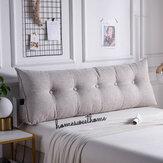 Trójkątna poduszka klinowa Oparcie łóżka Poduszka podtrzymująca podparcie Poduszka do czytania Poduszka lędźwiowa klinowa ze zdejmowaną pokrywą Biuro domowe