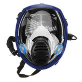 15 in 1 Gas Mask For 3M 6800 Full Face Facepiece Respirator Painting Spraying Mask