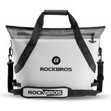 ROCKBROS BX-003 22L Cooler Bag Waterproof Ice Pack Lunch Bag Camping Picnic Foil Thermal Insulated Handbag
