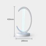 38W UVC الأوزون الأشعة فوق البنفسجية مصباح مبيد للجراثيم التحكم عن بعد تعقيم الأشعة فوق البنفسجية الكوارتز ضوء