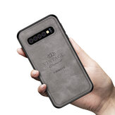 Mofi 3D Leather Shockproof futerał ochronny na Samsung Galaxy S10 Plus 6.4 Inch
