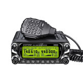Zastone D9000 Radio Transceiver 512 Channels Ham 50W 136-174MHz 400-520MHz Car Walkie Talkie Mobile