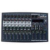 WENYANWEN BX6/BX8 6/8 Channel EQ 2 Bands 16 DSP Effects Audio Mixer Bluetooth Live Studio Audio Mixing Console