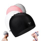 قبعةالسباحةالسابعةللكبارالمضادةللأشعة فوق البنفسجية المرنة Soft معدات الحماية للسباحة ذات التجفيف السريع المعمرة من Xiaomi Youpin