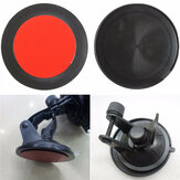 Universal 80mm Adhesive Sucker Sticky Base Dashboard Suction Cup Disc Disk Pad for Phone Holder