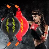 Двойной тайский боксерский удар Сумка Силовая тренировка мышц Фитнес Упражнение Набор