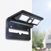 [2019 Third Digoo Carnival] Digoo DG-FCR-1 Garden Porch Patio LED Lamp Folding Lights Solar Wireless PIR Sensor Waterproof Wall Light