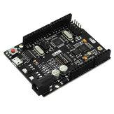 Geekcreit UNO + WiFi R3 ATmega328P+ESP8266 32 Mo de mémoire USB-TTL CH340G Module