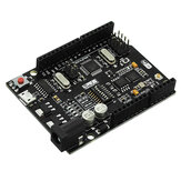 Geekcreit UNO   WiFi R3 ATmega328P   ESP8266 Módulo 32Mb de memória USB-TTL CH340G