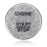 بدء تشغيل زر إيقاف المحرك إصلاح تبديل غطاء حماية لبنز C الفئة W205