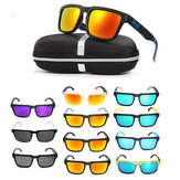 DUBERY Unisex UV400 Polarized Sunglasses Sport Driving Fishing Cycling Bicycle Eyewear