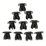 Set of 10 For Mini Inner Wheel Arch Liner/Splashguard Trim Clips