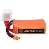 URUAV GRAPHENE 6S 22.8V 550mAh 100C HV Lipo Battery XT30 Plug for FPV RC Racing Drone