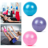 KALOAD 25 cm Yoga Sports de ballon de base Fitness Ball Pilates Balance Ball de massage pour amincir la formation de l'exercice