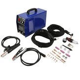 CT312 AC110 / 220V 3 en 1 TIG MMA CUT Welder Inverter Welding Machine 120A TIG / MMA 30A Plasma Cutter Portable Multifunction Welding Equipment