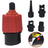 5PCS SUP Pump Adaptor Air Valve Adapter For Surf Paddle Board Dinghy Canoe Inflatable Boat