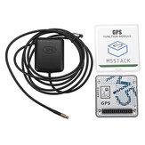 وحدة GPS مع داخلي و خارجي هوائي MCX وحهة المستخدم IoT Development Board ESP32 M5Stack لـ Arduino - المنتجات التي تعمل مع لوحات Arduino الرسمية