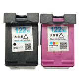 Mengxiang 122XL printer inktcartridge voor HP Deskjet 1000/1050/2000/2050 inkjetprinter