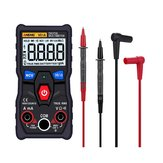 ANENG V01A Digital True RMS Multimeter Tester Autoranging Automotriz Multimeter With NCV Data Hold LCD Backlight+Flashlight