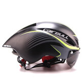 CAIRBULL TT Goggles Bicycle Helmet Road Cycling Bike Sport Helmet Outdoor Helmet With Sunglasses