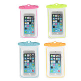 Universal Waterproof Fluorescent Under Water Pouch Caso Cover For Celulares