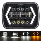 Señal LED Hi-Lo DRL para faros delanteros Chevy Express Carga Van 1500 2500 3500