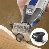 HILDA Sanding dan Grinding Guide Attachment Locator Positioner untuk Rotary Tool Drill Adaptor