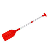 54-106cm Telescoping Kayak Paddle Detachable Float Boating Canoeing Oar With Nonslip Handle Water Marine Accessories