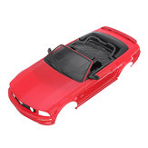 Firelap RC Car Body Shell For 1/28 Das87 Wltoys Mini-Q RC Model Vehicle Red