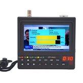 KPT-269H DVB-S2 Uydu Bulucu Tam HD Dijital Uydu TV Alıcı Bulucu Metre MPEG-4 HD DVB-S Uydu Bulucu