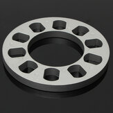 5 Stud Universal Alloy Steel Wheel Spacer Spacers Gasket Shim 13mm Thickness